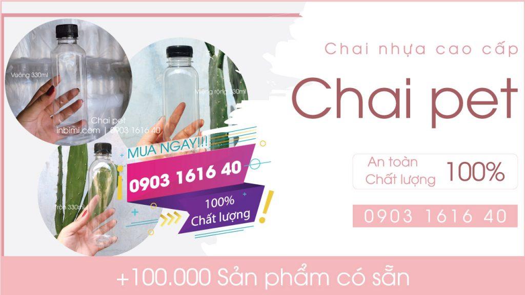 chai-nhua-pet-la-gi